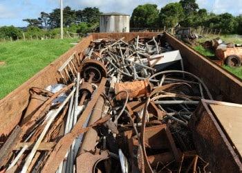 rural scrap metal service